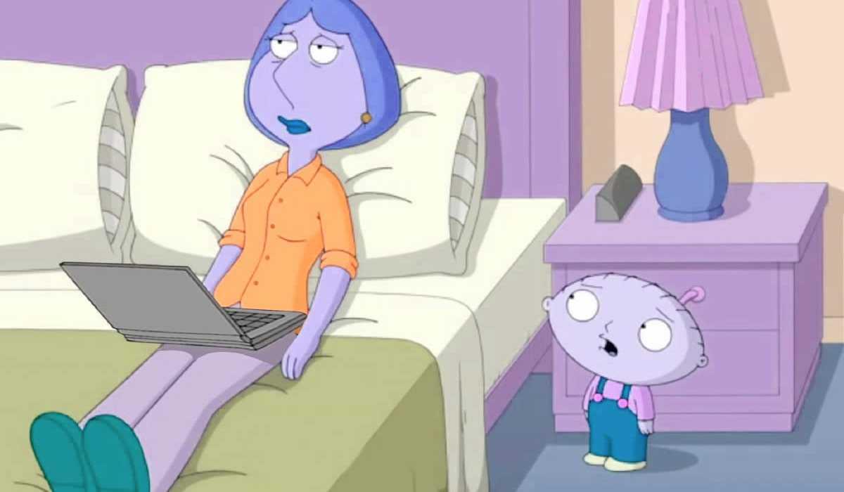 Stewie Mom