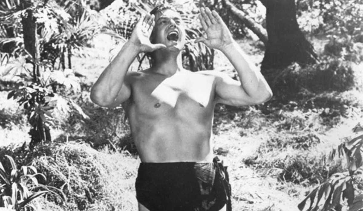 Tarzan Yell